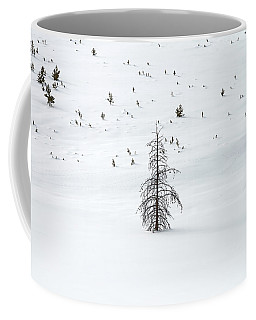 This Is What We Mean When We Say In The Middle Of Nowhere. It Happens To Be In Keystone, Colorado. Coffee Mug