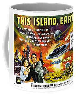 This Island Earth Science Fiction Classic Movie Coffee Mug