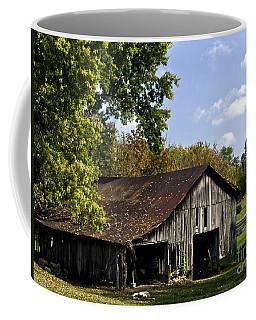 This Old Barn Coffee Mug