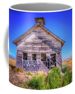This Old School House Coffee Mug by Spencer McDonald