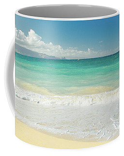 Coffee Mug featuring the photograph This Paradise Life by Sharon Mau