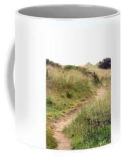 This Way To The Beach Coffee Mug by Joseph Skompski