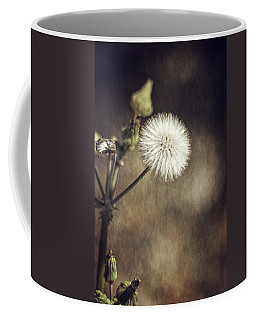 Coffee Mug featuring the photograph Thistle by Carolyn Marshall