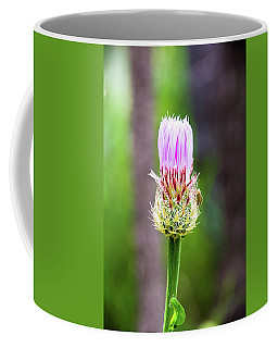 Thistle In The Canyon Coffee Mug