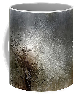 Thistle Seed Coffee Mug by Ludwig Keck