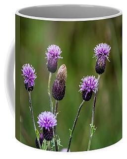 Thistles Coffee Mug