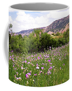 Thistles In The Canyon Coffee Mug