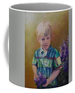 Thomas Age 3 Coffee Mug