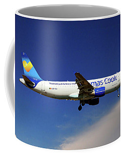 Thomas Cook Airlines Airbus A320-214 Coffee Mug