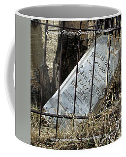 Thomas Hooper Killed  Bag Size Coffee Mug