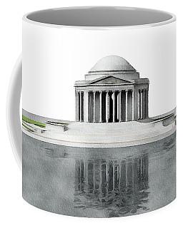 Thomas Jefferson Memorial, Washington Coffee Mug