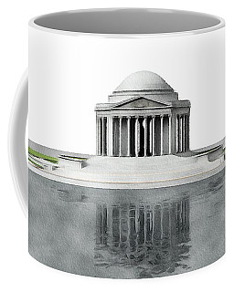 Thomas Jefferson Memorial, Washington Coffee Mug