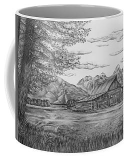 Thomas Moulton Barn Coffee Mug