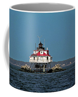 Thomas Point Shoal Light Coffee Mug