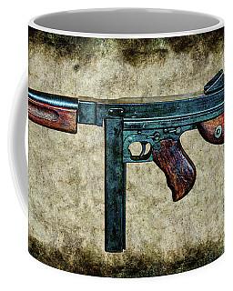 Thompson Sub-machine Gun 1944 Coffee Mug
