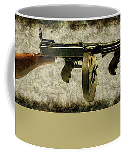 Thompson Submachine Gun 1921 Coffee Mug