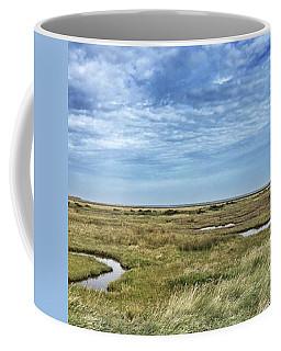 Thornham Marshes, Norfolk Coffee Mug