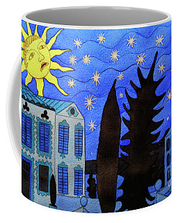 Those Romantic Nights Coffee Mug