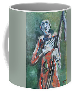 Those Were Days Of Roses Poetry And Prose Coffee Mug