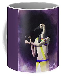 Thoth - God Of Egypt Coffee Mug