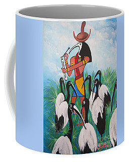 Thoth - What's With The Sombrero Coffee Mug