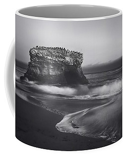 Though The Tides May Turn Coffee Mug