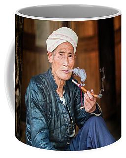 Thoughtful Moment Coffee Mug