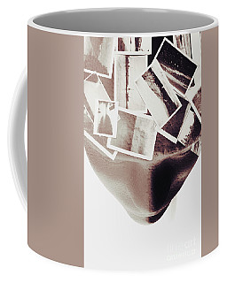 Thoughts And Creation Coffee Mug