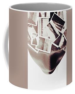 Thoughts And Creation Coffee Mug