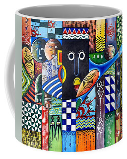 Thoughts In Color Coffee Mug