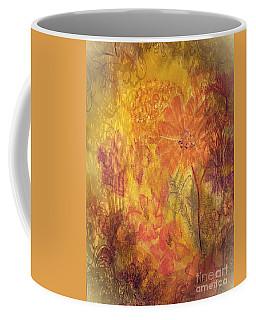 Thoughts Of Autumn Coffee Mug