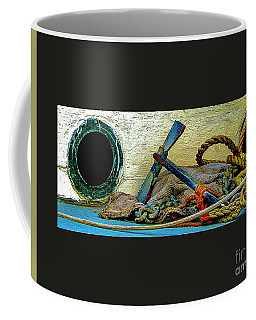 Thoughts Of The Sea Coffee Mug
