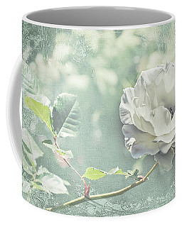 Coffee Mug featuring the photograph Thoughts Of You by Linda Lees