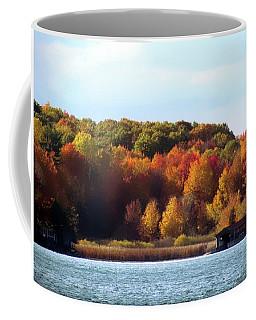 Thousand Island Color Coffee Mug