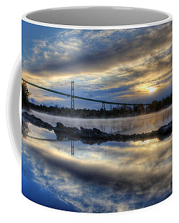 Thousand Islands Bridge Coffee Mug