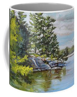 Thousand Islands Coffee Mug