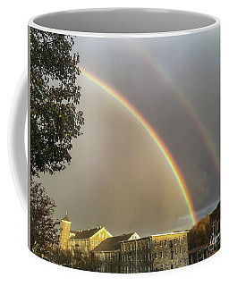 Thread City Double Rainbow  Coffee Mug