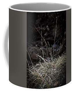 Threaded Crystals Coffee Mug
