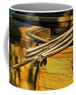 Threads And Grains Coffee Mug