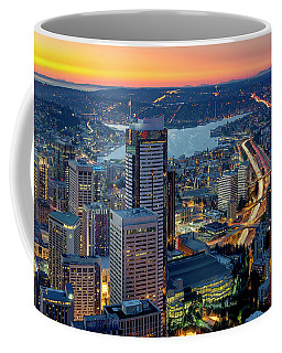 Coffee Mug featuring the photograph Threads Of Life by Ryan Manuel