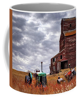 Three Abandoned Souls Coffee Mug