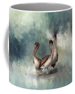 Coffee Mug featuring the photograph Three Amigos by Kim Hojnacki