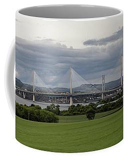 Three Bridges Over The Forth Coffee Mug