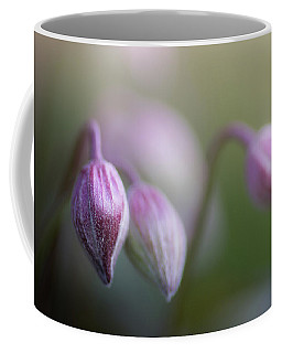 Three Buds Coffee Mug