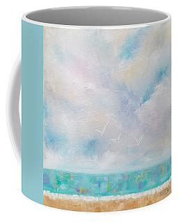 Three By The Sea Coffee Mug
