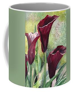 Three Callas Coffee Mug