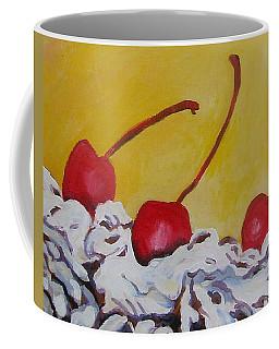 Three Cherries Coffee Mug