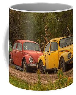 Three For The Road Coffee Mug