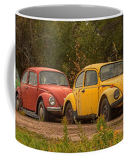 Three For The Road Coffee Mug