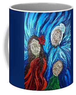 Three Generations Coffee Mug